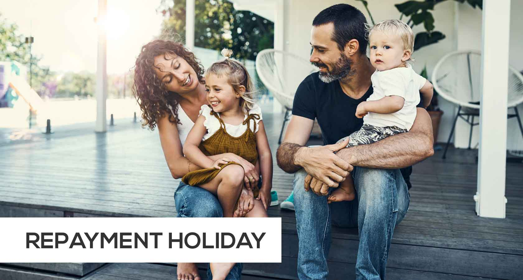 Repayment Holiday